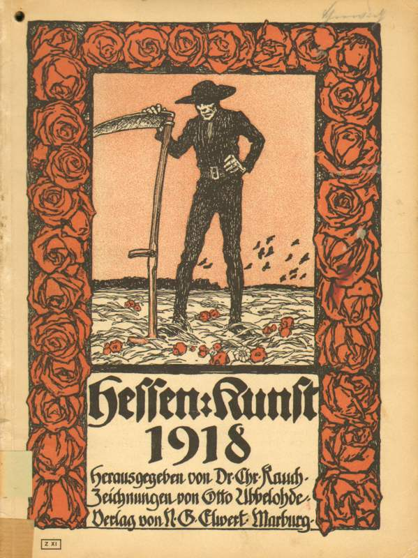 Rauch, D. Chr. (Hrsg.): Hessen-Kunst 1918.