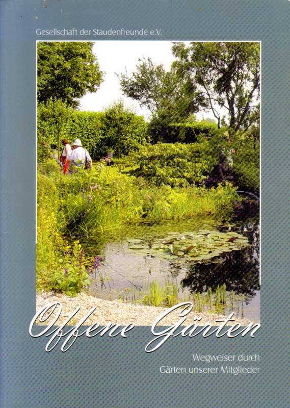 Offene Gärten.