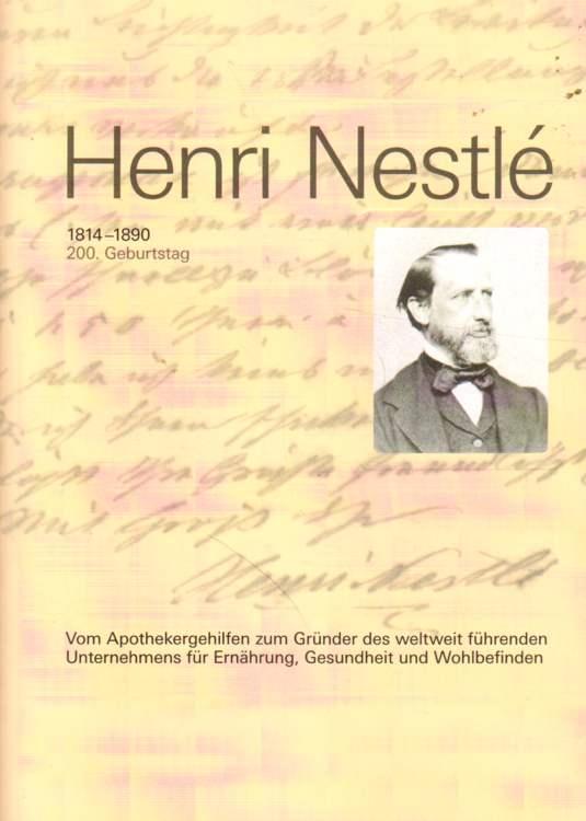 Heinri Nestle.