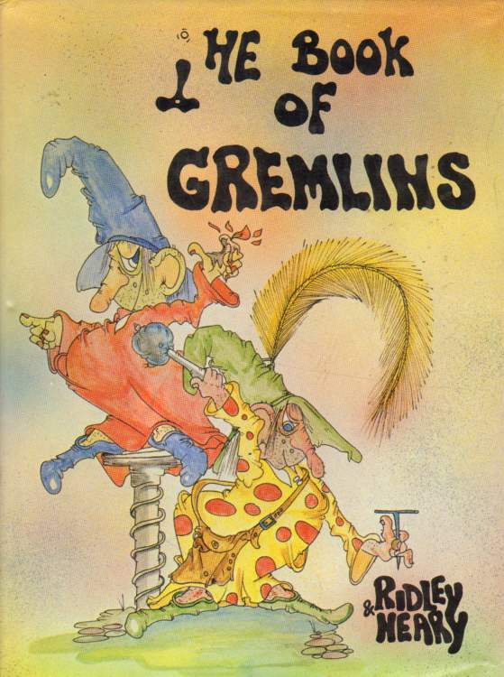 The Book of Gremlins.