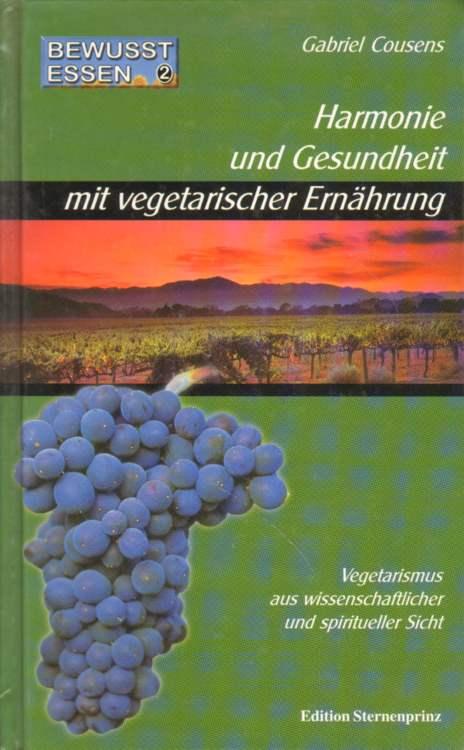 Harmonie und Gesundheit mit vegetarischer Ernährung.