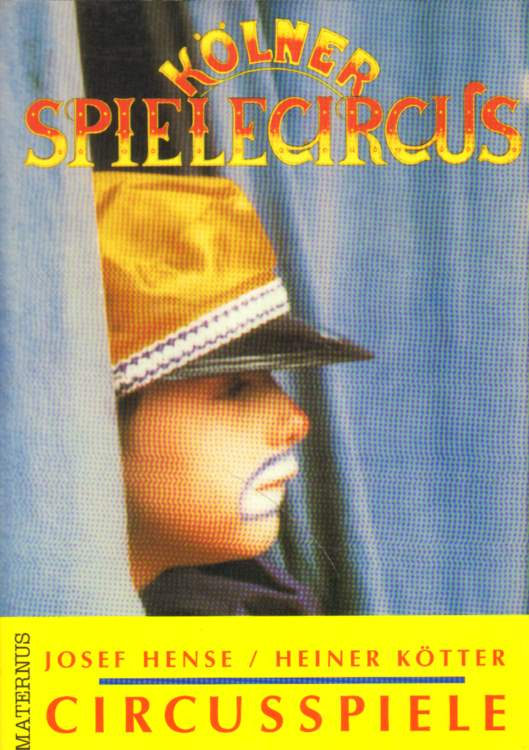 Circusspiele. 3., überarbeitete Auflage