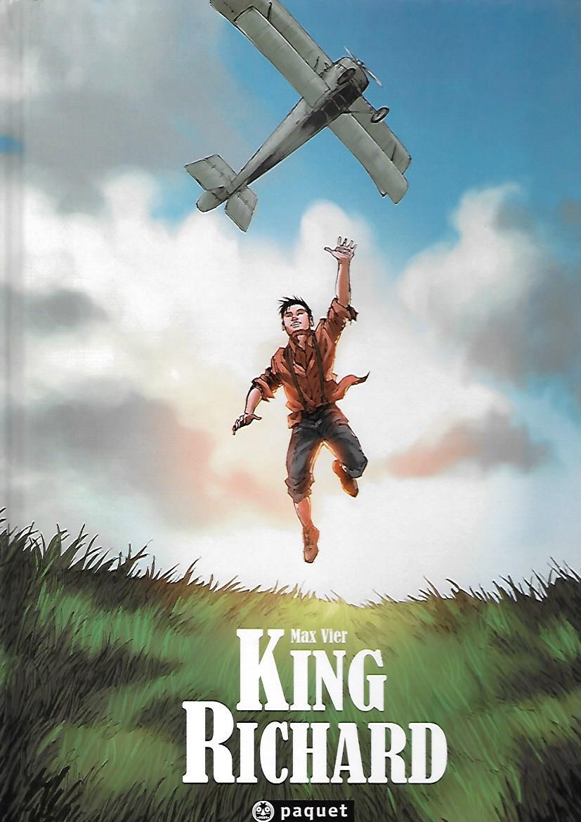 Vier, Max: King Richard 1. èdition