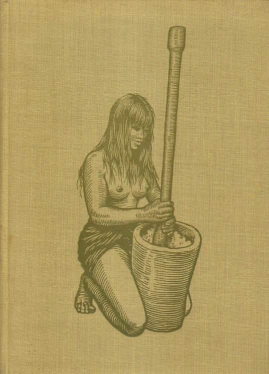 Karaja. Indianer vom Rio Araguaia.