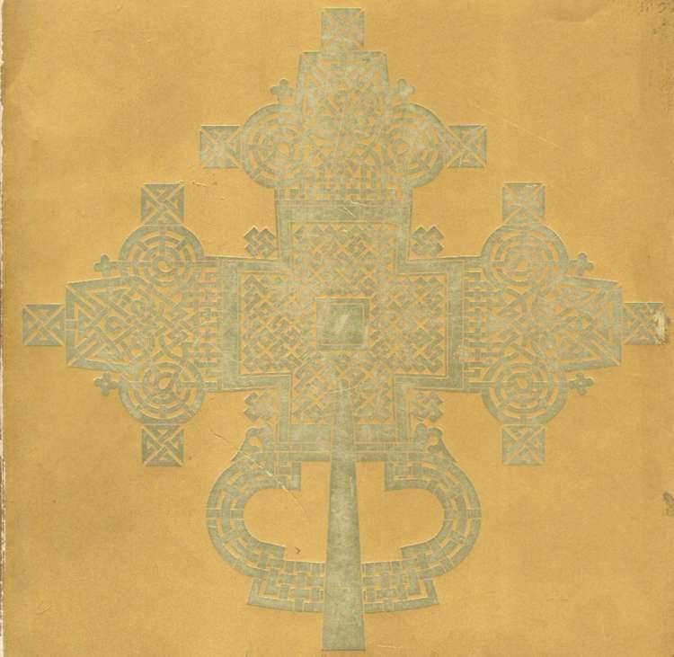 Religiöse Kunst Äthiopiens. Religious Art of Ethiopiya.