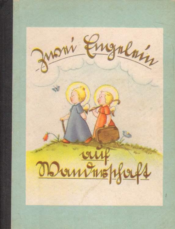 Zwei Engelein auf Wanderschaft.