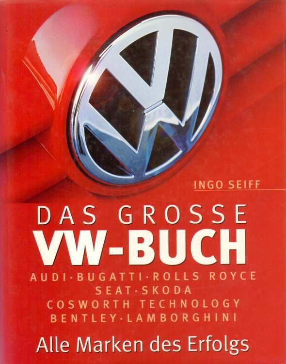 Das große VW-Buch.