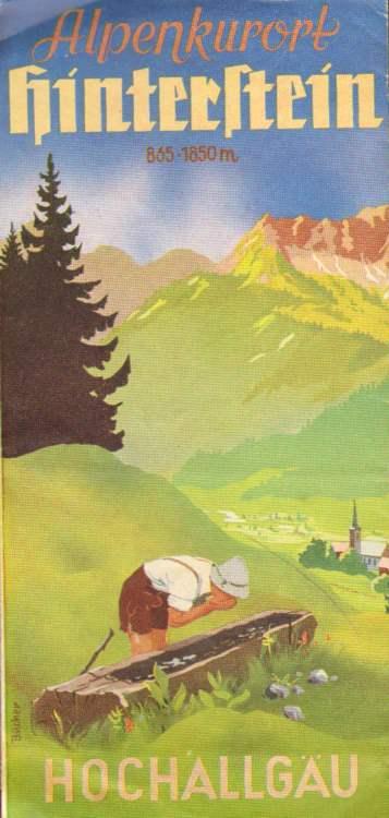 Alpenkurort Hinterstein.
