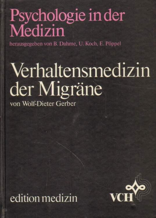 Verhaltensmedizin der Migräne.