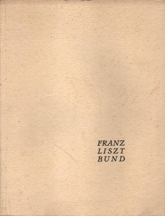 Franz Liszt in Paris.