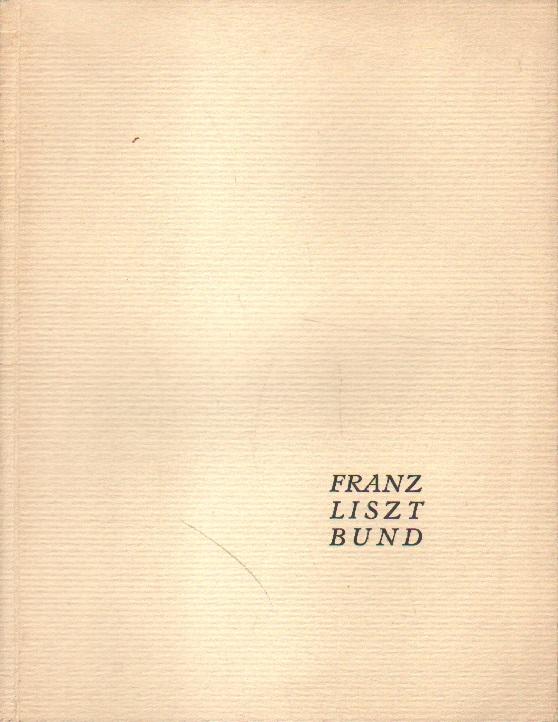 Liszts Testament.
