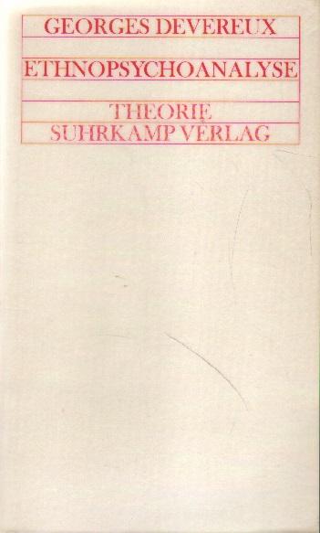 Ethnopsychoanalyse.