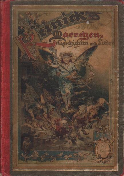 Märchen, Geschichten & Lieder.