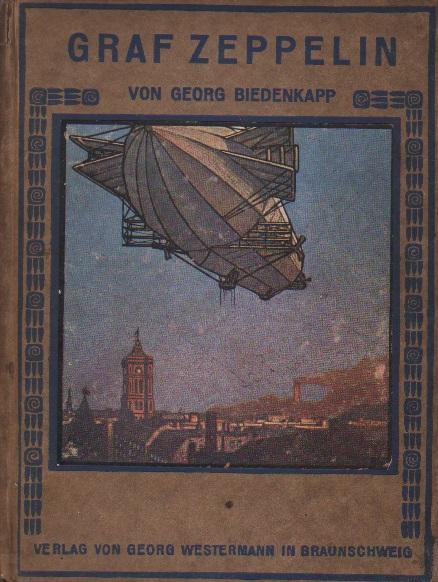 Biedenkapp, Georg: Graf Zeppelin. Zweite Auflage