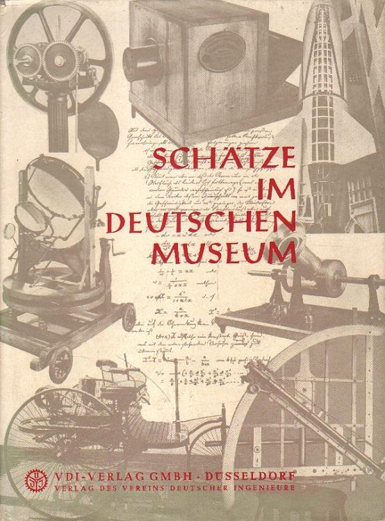 Schätze im Deutschen Museum.