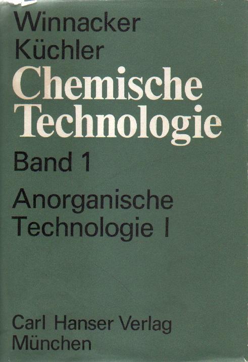 Chemische Technologie.