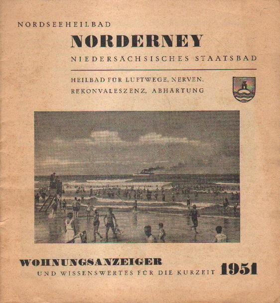 Nordseeheilbad Norderney.