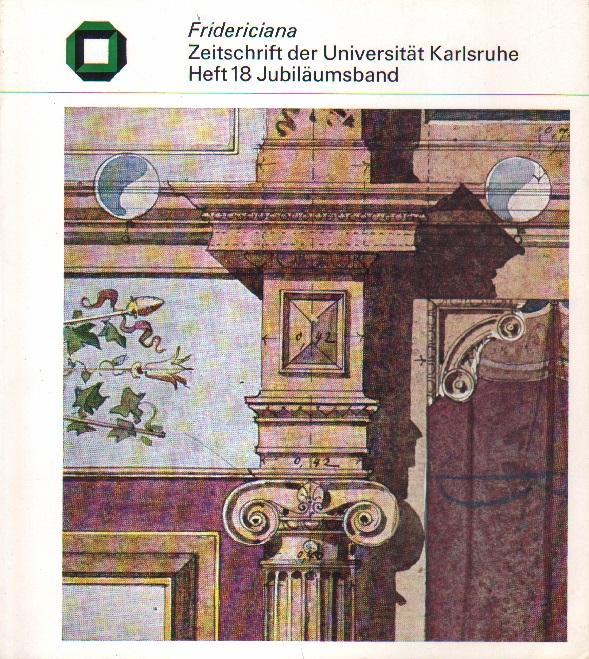 150 Jahre Universität Karlsruhe. 1825 - 1975.