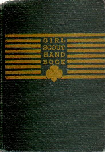 Girl Scout Handbook for the Intermediate Program. New Edition