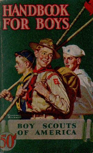 Handbook for Boys.