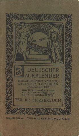 Deutscher Baukalender.