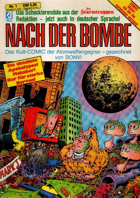 Nach der Bombe.