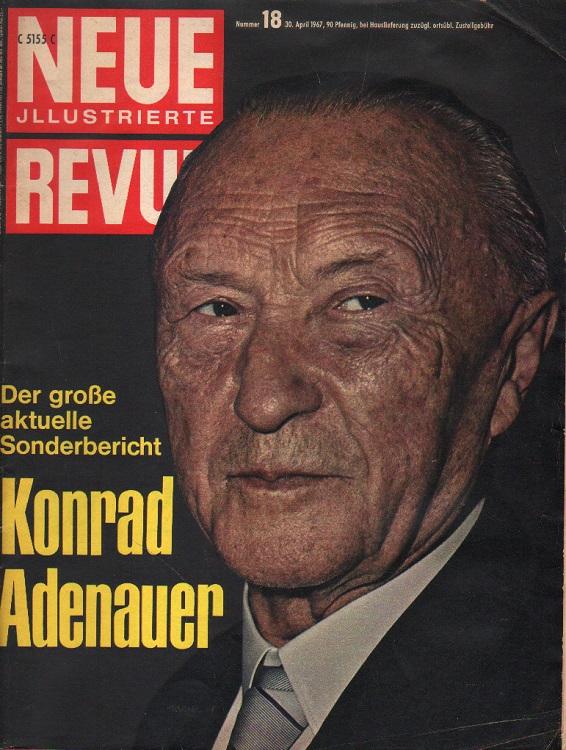 Neue illustrierte Revue.