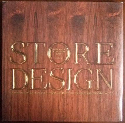 Store Design. Selection of World´s Best, Vol. 2, 1986/87. Text in  engl., deut., franz. und span. Sprache.