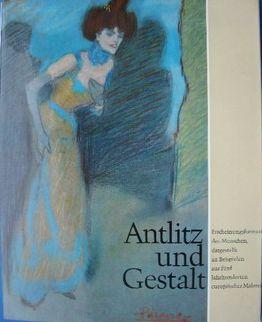 Wagner, Anni: Antlitz und Gestalt : Erscheinungsformen d. Menschen, dargest. an Beisp. aus 5 Jahrhunderten europäischer Malerei. Zusammenstellung u. Text von