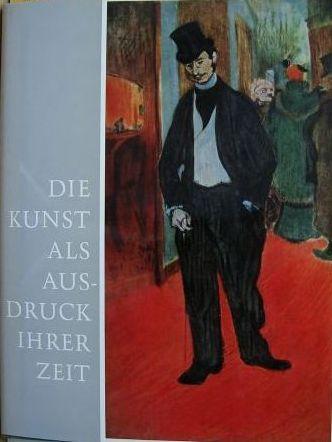 Die Kunst als Ausdruck ihrer Zeit : Eine Betrachtung abendländ. Bilddarst. aus 2000 Jahren zur Erkenntnis d. Zeitgeistes.