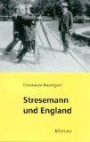 Stresemann und England.