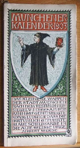 Münchener Kalender 1903.