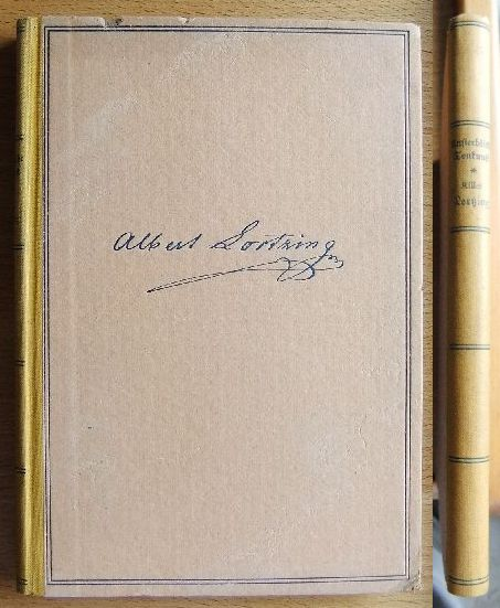 Albert Lortzing.
