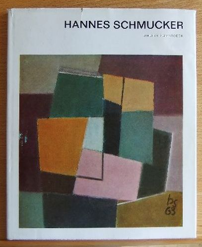 Der Maler Hannes Schmucker.