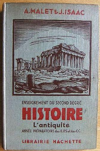 (Enseignement du second degré Histoire)    L