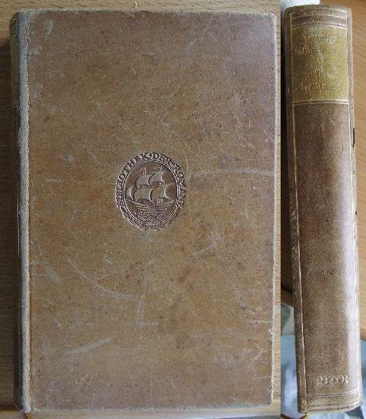 Gotthelf, Jeremias: Wie Uli, der Knecht, glücklich wird. (= Bibliothek der Romane, Band 7).