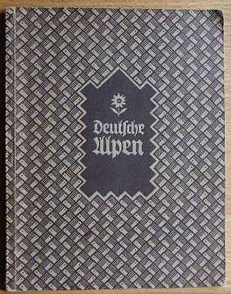 Deutsche Alpen in schönen Bildern : Mit erdgeschichtl. Vorbemerkg. [von P. A.], Der Eiserne Hammer
