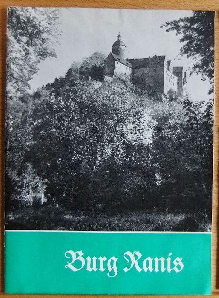 Burg Ranis 1. Aufl.