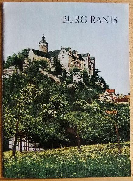 Burg Ranis 2. erw. Aufl., 7.-17. Tsd.