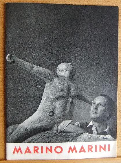 Marino Marini. Erste Ausstellung in Deutschland 1951/1952.