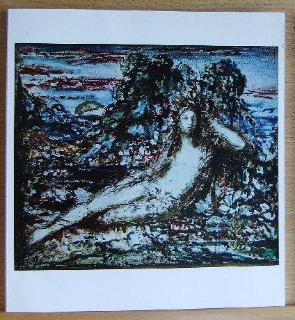 Gustave Moreau. August bis September 1964 Staatliche Kunsthalle Baden-Baden. [Ausstellungskatalog]