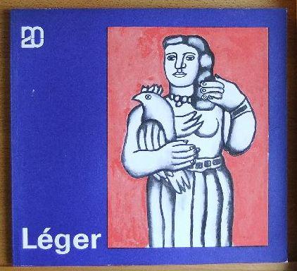 Fernand Léger : [Ausstellg] ; 26. April-9. Juni 1968 Katalog ; 31 [Kataloge der Sonderausstellungen des Museums des 20. Jahrhunderts]