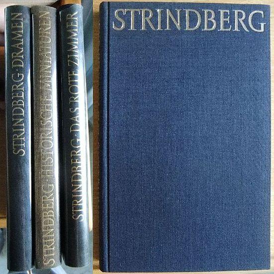 Historische Miniaturen August Strindberg. [Neue Übertr. v. Willi Reich], Werke / Strindberg ; 3