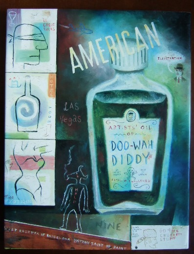 American Illustration Nine. Ninth Annual Edition