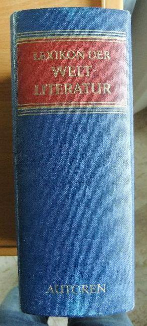 Bd. 1. Biographisch-bibliographisches Handwörterbuch nach Autoren und anonymen Werken 2., erw. Aufl.