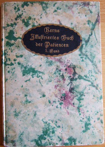 Kerns Illustriertes Buch der Patiencen 1. Band : 59 Spiele. Neubearb. u. gesammelt v. .... 14. Aufl.