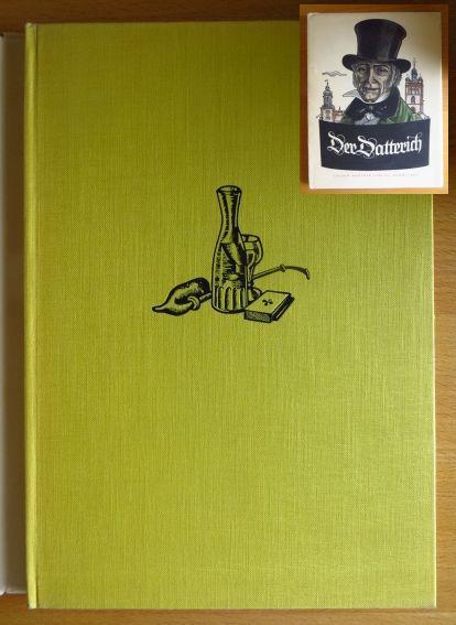 Datterich : Lokalposse in d. Mundart d. Darmstädter. In 6 Bildern. Mit vielen lustigen Zeichn. von Hartmuth Pfeil 2. Aufl., 3. - 4. Tsd.