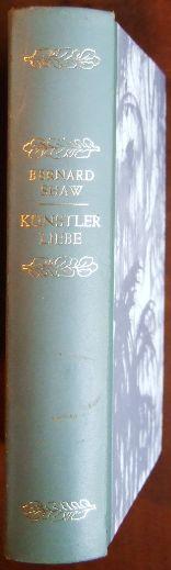 Künstlerliebe : Roman. Übersetzung aus dem Engl. v. Wilhelm Cremer u. Alfred Brieger. Lizenzausg. d. Gebrüder Weiß Verlages Berlin.