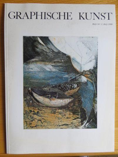 Graphische Kunst. Heft 34. 1. Heft 1990.
