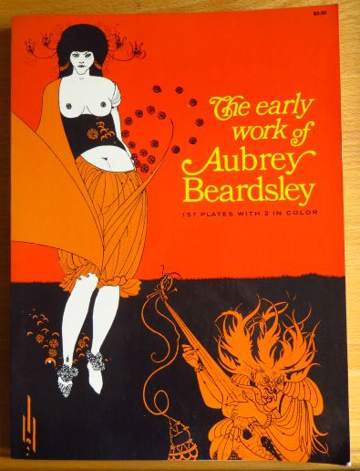 The early work of Aubrey Beardsley. With a prefatory note by H.C. Marillier.